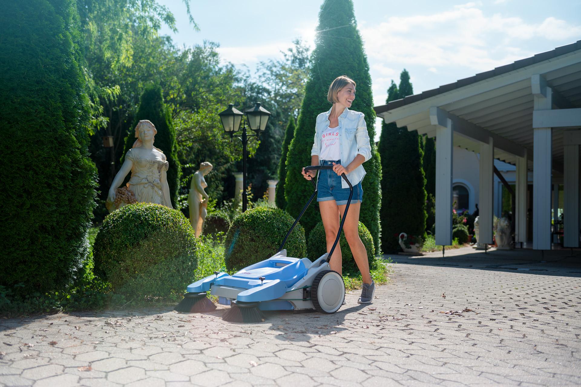 Werbefotograf für Reinigungsgeräte von Kränzle
